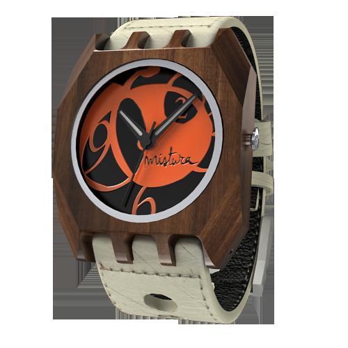 Часы наручные Mistura VOLKANO Hollister/Pui/Orange