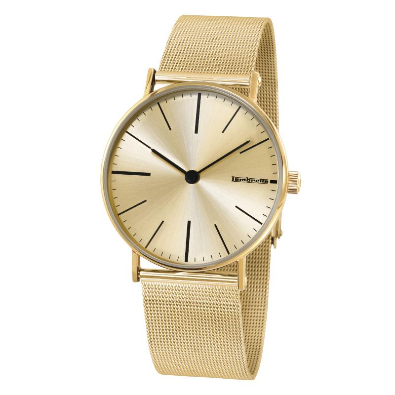 Часы наручные Lambretta Cesare Gold Mesh