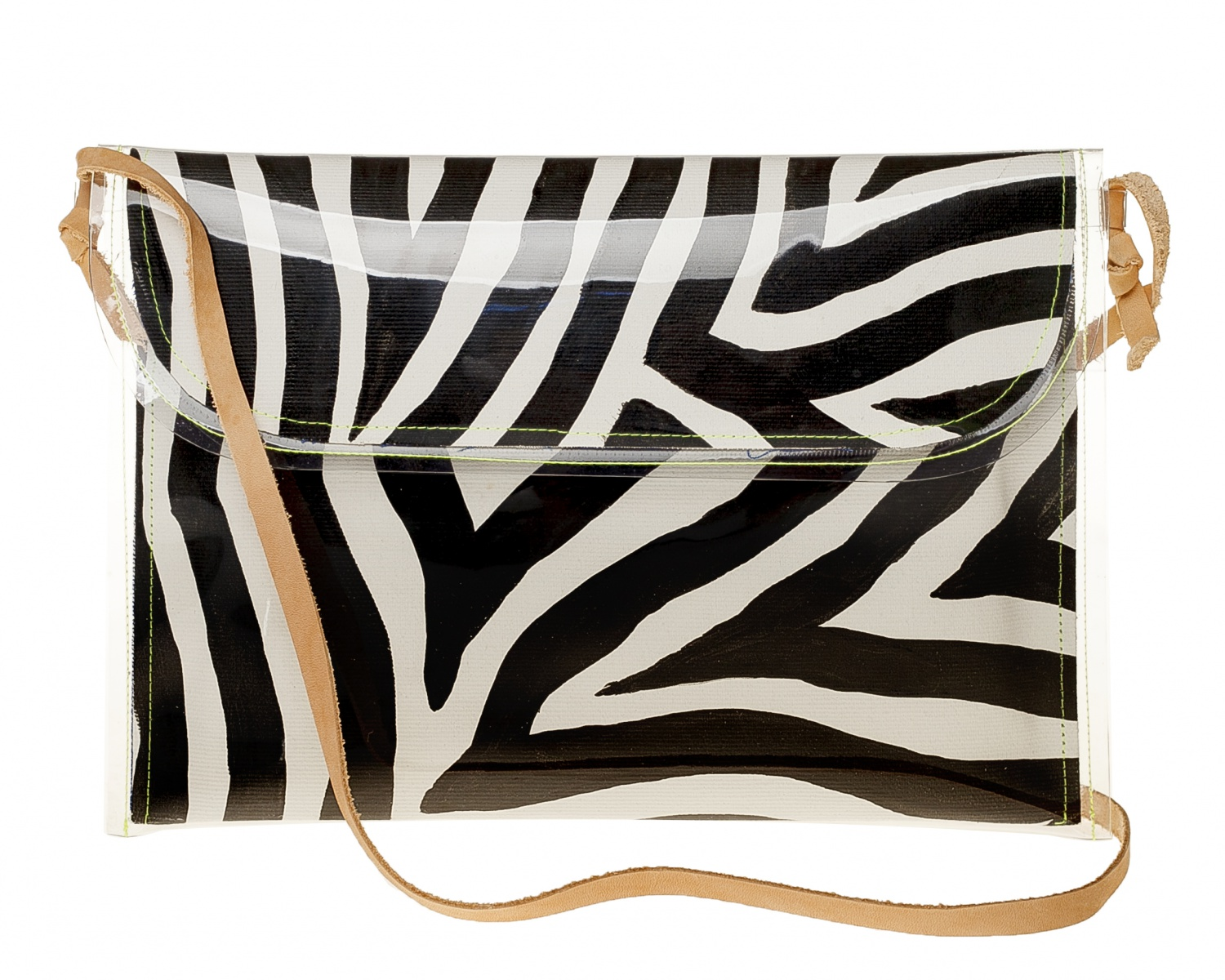 Клатч Morecolor Сумочка Cross Body M Zebra