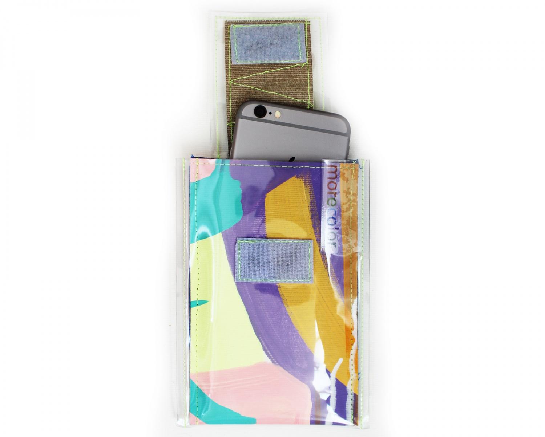 Чехлы для телефона Morecolor Чехол для телефона 5 дм. Notes Doctor<br><br>Цвет: мультиколор<br>Пол: женские<br>Материал: Холст+ПВХ<br>Размер: 11,5/16,5 см