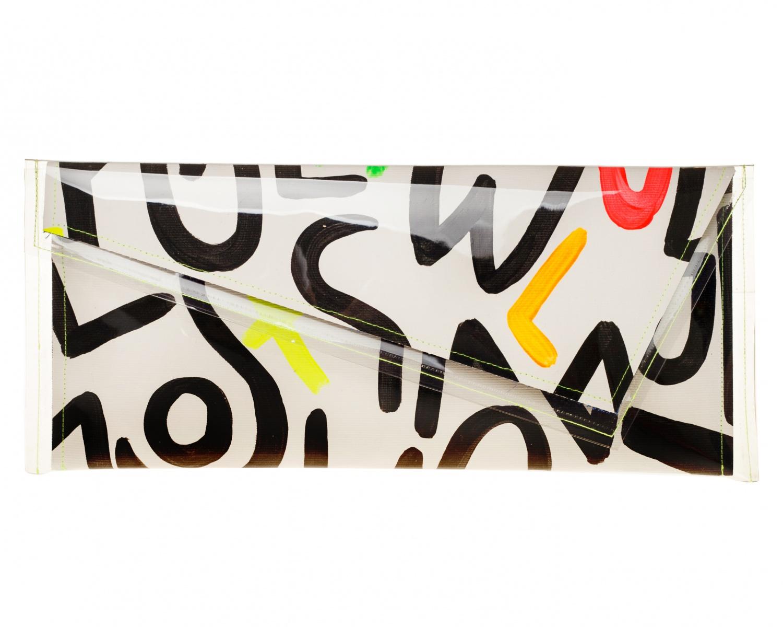 Клатч Morecolor L Letters