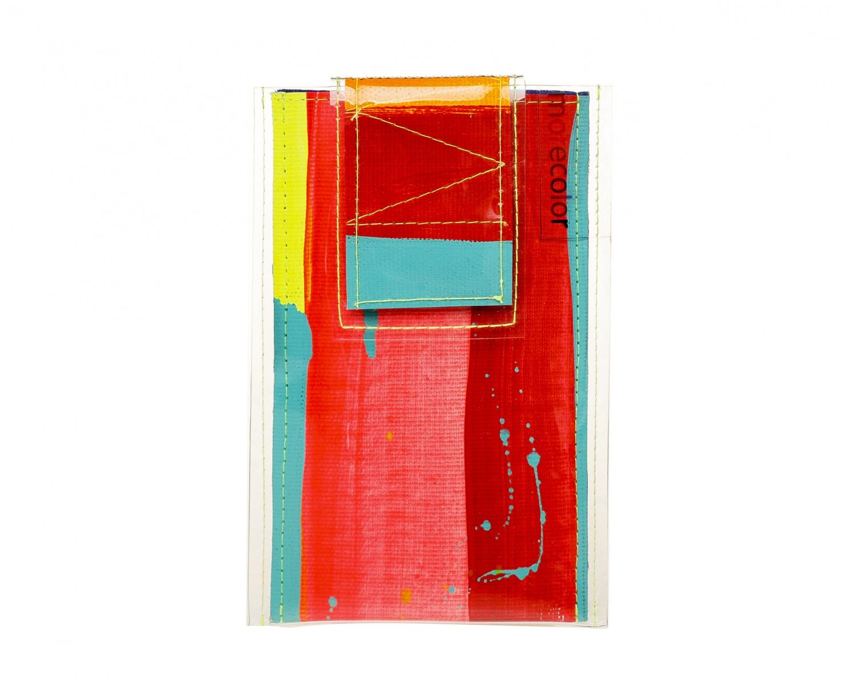 Чехлы для телефона Morecolor Чехол для телефона 5 дм. Catepillar<br><br>Цвет: мультиколор<br>Пол: женские<br>Материал: Холст+ПВХ<br>Размер: 11,5/16,5 см