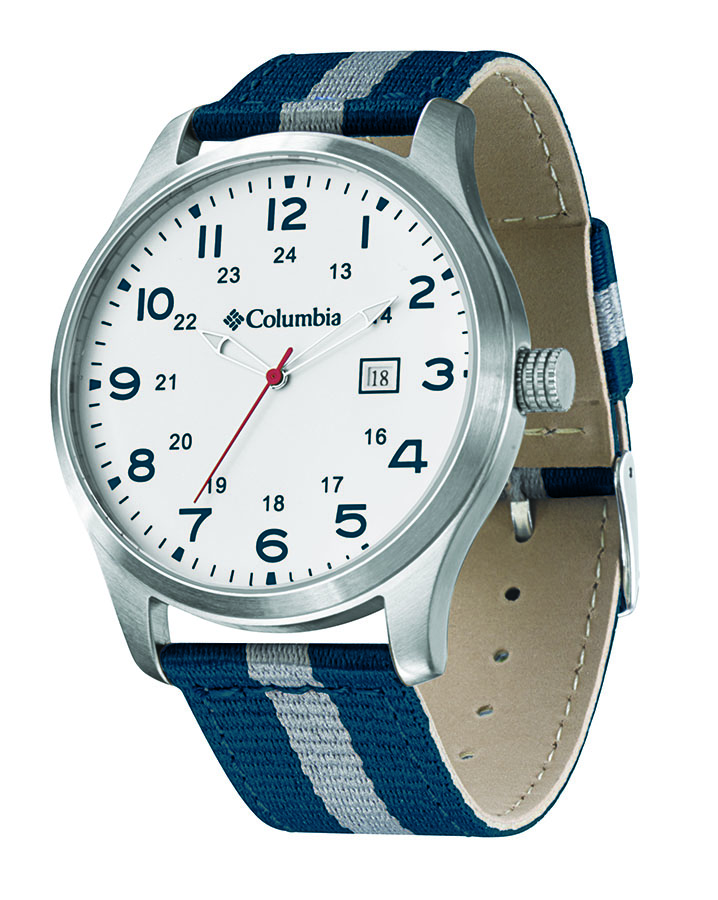 Часы наручные Columbia Field Master II Graphtie Blue
