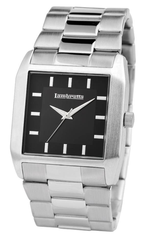Часы наручные Lambretta Enzo Bracelet Black
