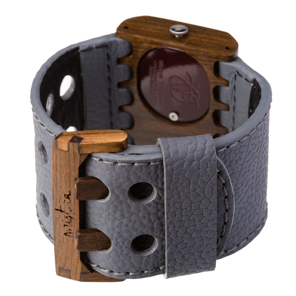Часы наручные Mistura FERRO Grey/Pui/Carbon Fiber