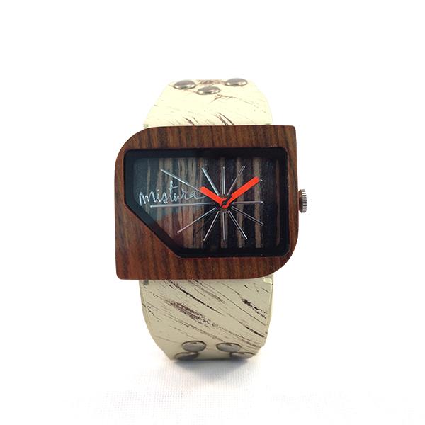 Часы наручные Mistura PELLICANO Hollister/Pui/Ebony TP09004HLBKPUEBBKON01ON01WD