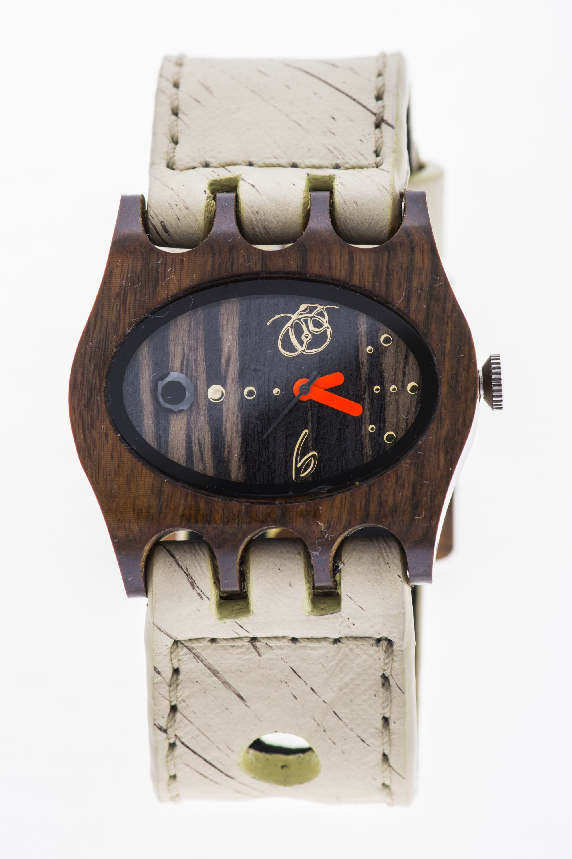 Часы наручные Mistura KAMERA Hollister/Pui/Ebony