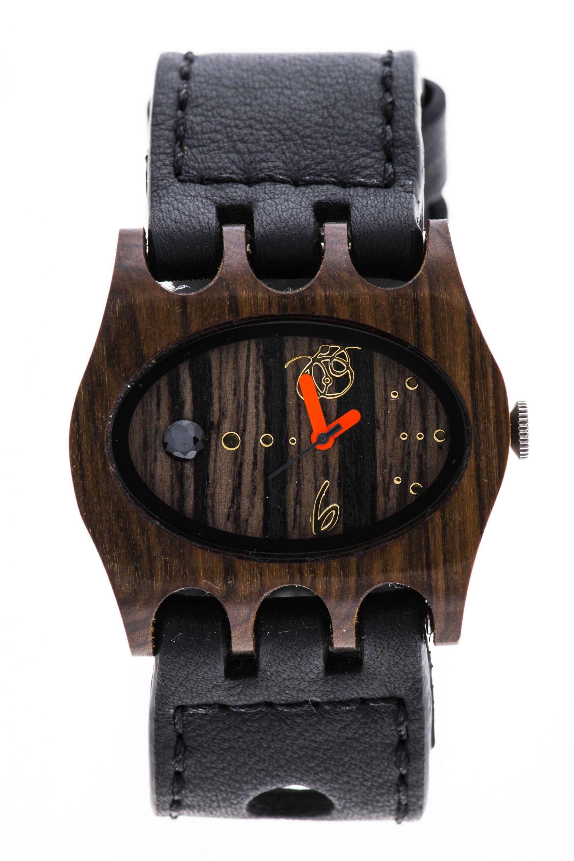 Часы наручные Mistura KAMERA Black/Pui/Ebony