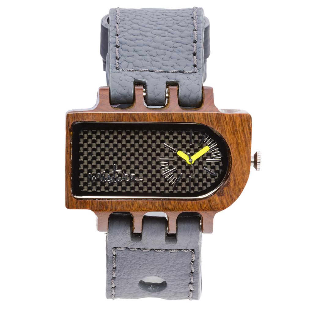 Часы наручные Mistura Umbra Grey Pui Carbon Fiber