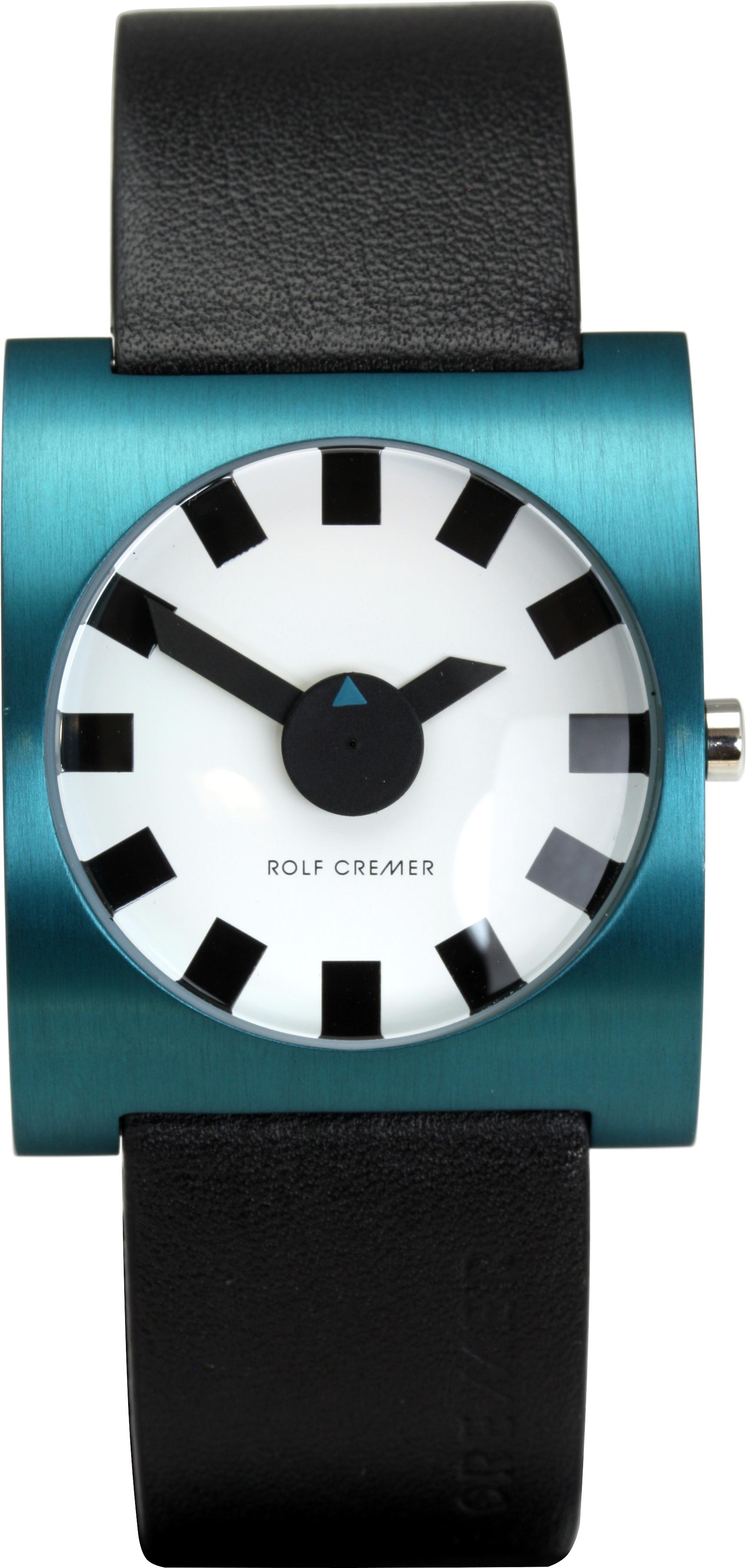 Часы наручные Rolf Cremer Alu Black BlueЧасы Rolf Cremer. Производитель: Rolf Cremer, Германия. Механизм: Кварцевый Miyota 2035 (Япония). Корпус: Нержавеющая сталь. Размер циферблата: 3,8/3,2/1,2 см. Материал ремешка: Натуральная кожа. Размер ремешка: 20/2,2 см. Стекло: Минеральное. Водонепроницаемость: 3 АТМ. Избегать контакта с горячей водой и паром. Гарантия 1 год.<br><br>Цвет: черный<br>Механизм: кварцевый<br>Материал корпуса: нержавеющая сталь<br>Ремешок: натуральная кожа<br>Форма корпуса: Квадрат<br>Пол: унисекс