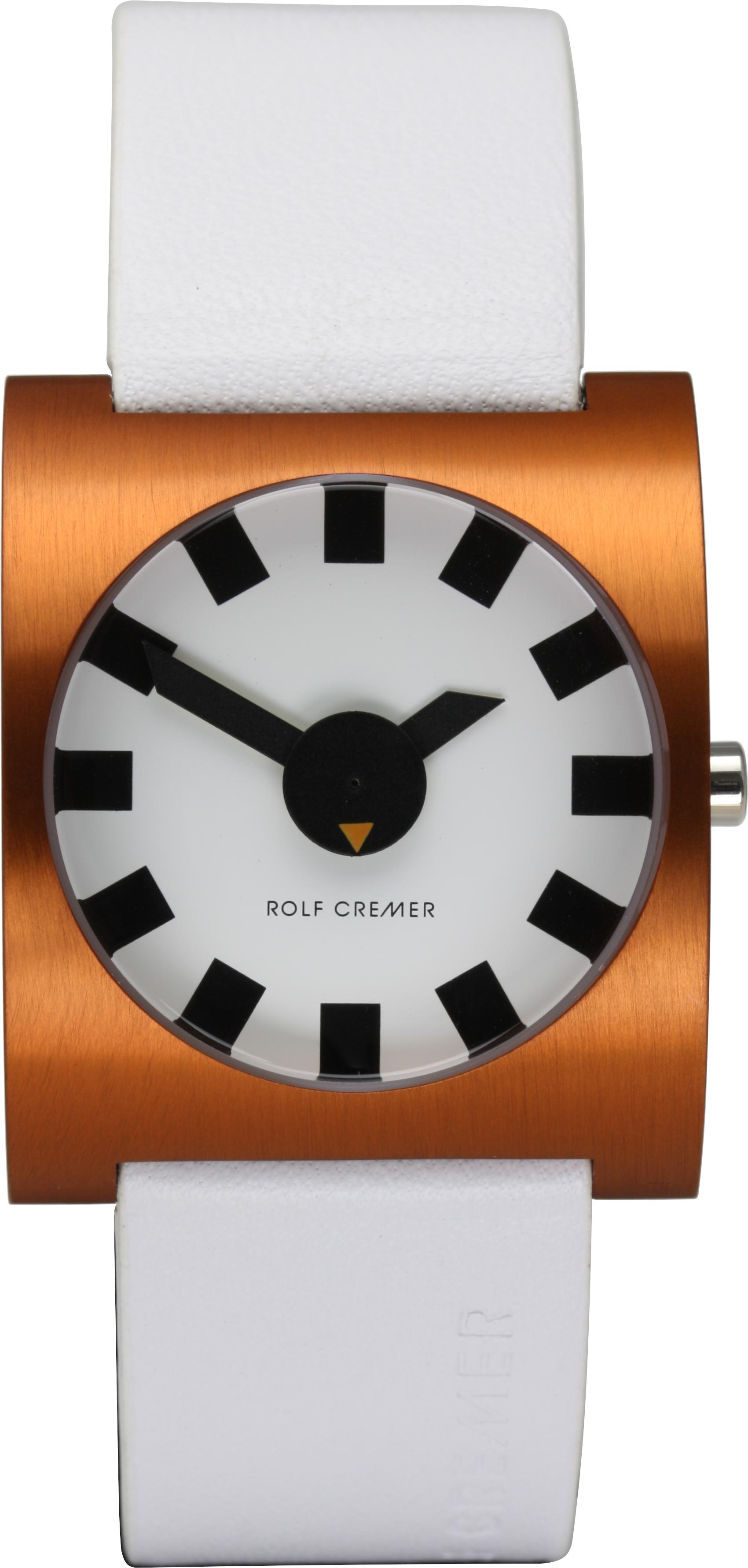 Часы наручные Rolf Cremer Alu White Bronze