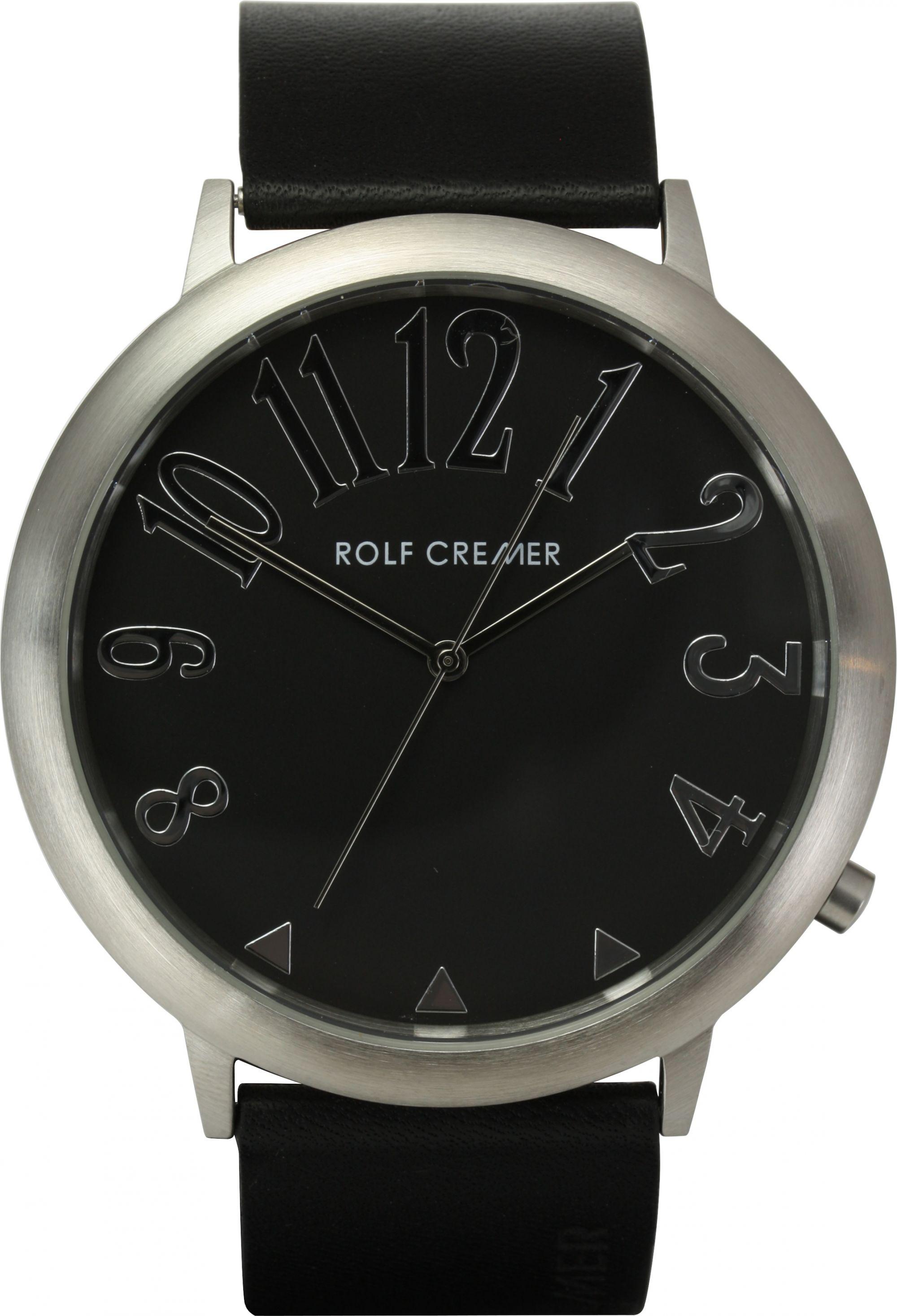 Часы наручные Rolf Cremer Jumbo II Black
