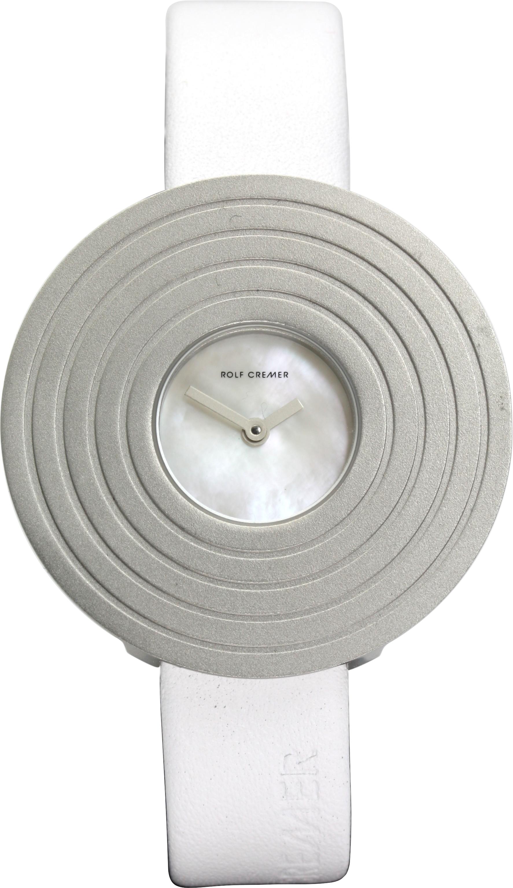 Часы наручные Rolf Cremer Solea White