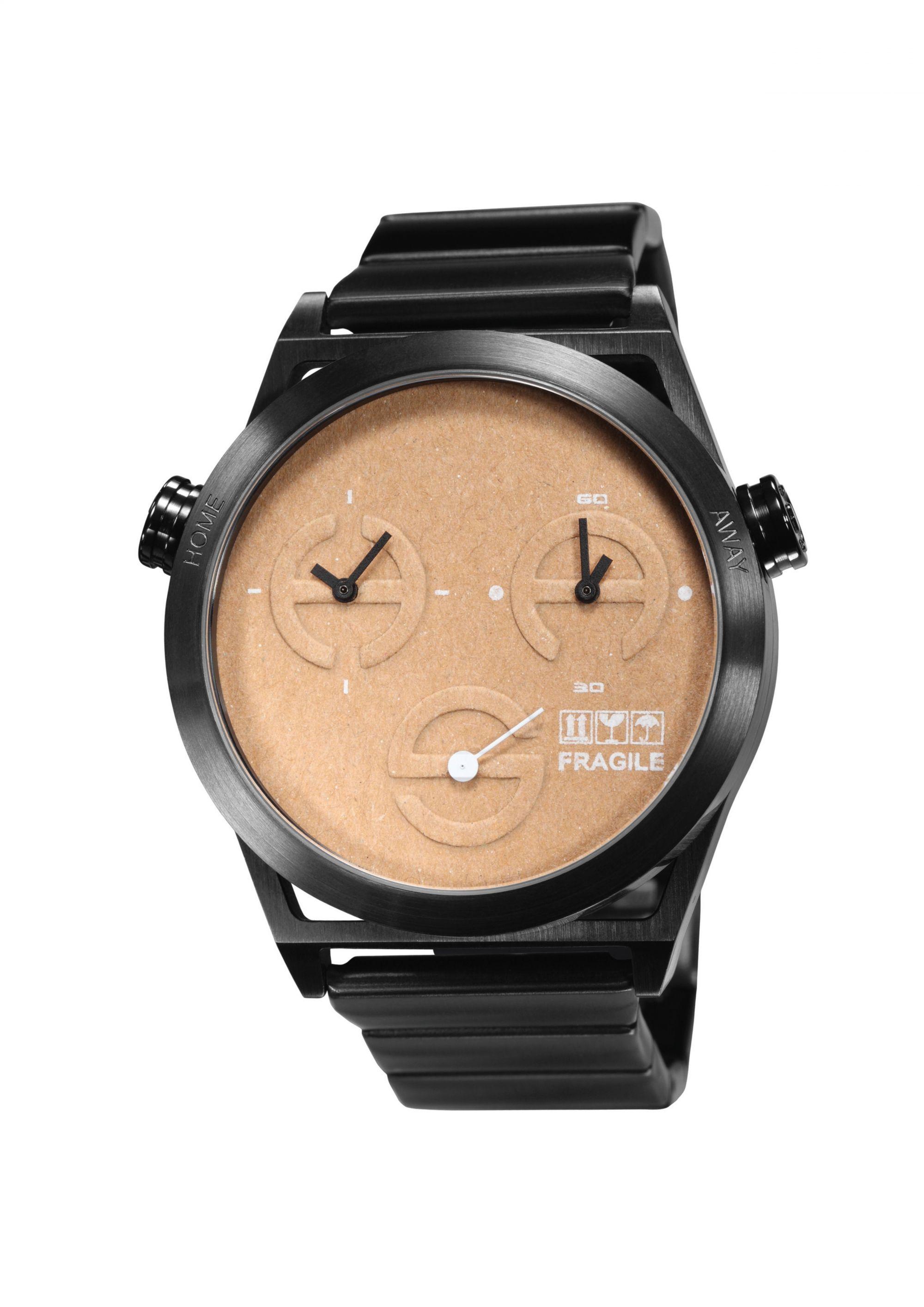 Часы наручные TACS World Kraft-M BrownВ часах World Kraft имеется индикатор второго часового пояса. Это часы с простым внешним видом, пустой облегченной конструкцией корпуса для удобства ношения. Коронки установлены под наклоном с обеих сторон циферблата, придавая часам более рельефный вид. Циферблат сделан под крафт-бумагу, тисненые надписи Home, Away и Second и специальные декоративные элементы, акцентирующие текстуру бумаги.    Часы TACS. Производитель и дизайн: Creative choice Limited (Гонконг). Механизм: кварцевый MIYOTA (Япония). Размер циферблата: 4,6/3,8/1,3 см. Стекло: минеральное. Размер ремешка: 21/2,1 см. Материал ремешка: нержавеющая сталь. Водонепроницаемость: 5АТМ.Избегать контакта с горячей водой и паром. Гарантия: 1 год.<br><br>Цвет: коричневый<br>Механизм: кварцевый<br>Материал корпуса: нержавеющая сталь<br>Ремешок: нержавеющая сталь<br>Форма корпуса: Круг<br>Пол: унисекс