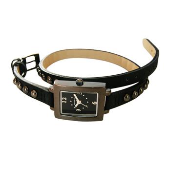 Часы наручные TOKYObay Armor BlackЧасы TOKYObay<br>Производитель: TOKYObay Inc. (США)<br>Механизм: кварцевый MIYOTA (Япония)<br>Корпус: 25/19/7 мм, металл(не содержит никель), задняя крышка из нержавеющей стали.<br>Стекло: минеральное стекло<br>Размер ремешка: 38/1,8 см <br>Материал ремешка: натуральная кожа<br>Гарантия: 1 год<br><br>Цвет: черный<br>Механизм: кварцевый<br>Форма корпуса: Квадрат<br>Пол: женские<br>Материал корпуса: металл<br>Ремешок: натуральная кожа