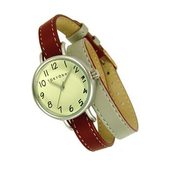 Часы наручные TOKYObay Dopio Red