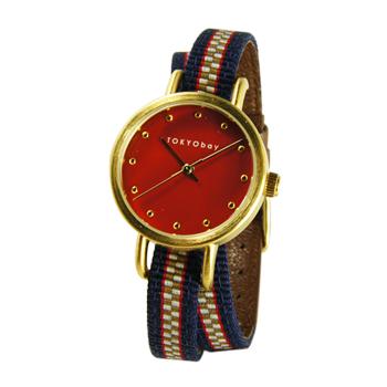 Часы наручные TOKYObay Obi Red