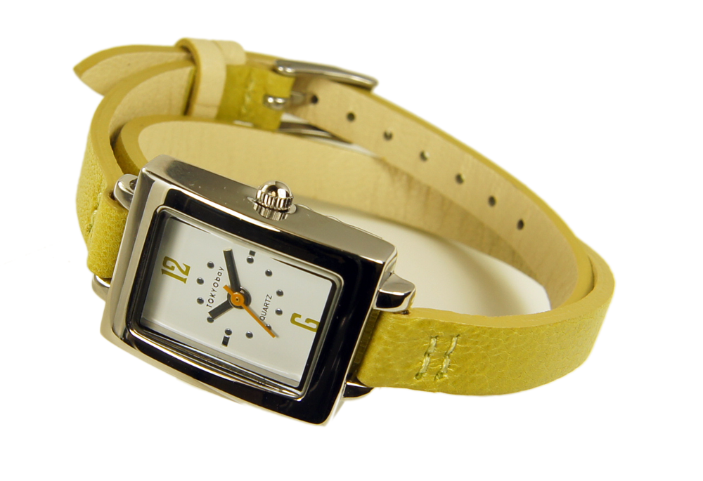 Часы наручные TOKYObay Neo Olive/Beige