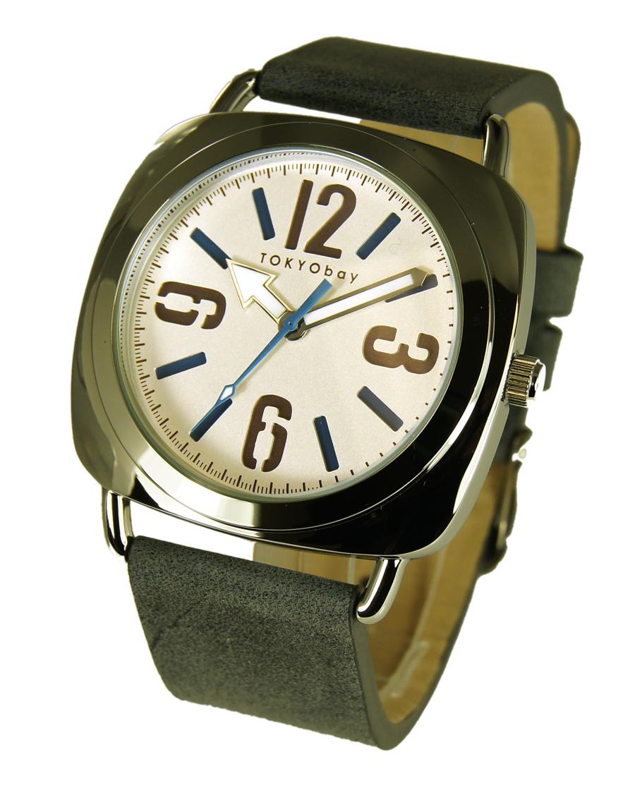 Часы наручные TOKYObay Strata Blue