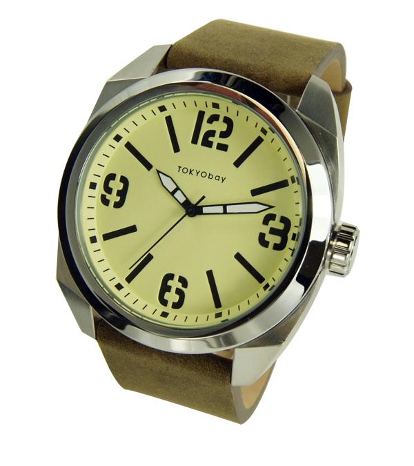 Часы наручные TOKYObay Slate Beige