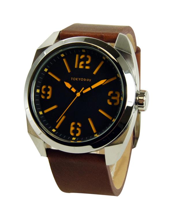 Часы наручные TOKYObay Slate Brown