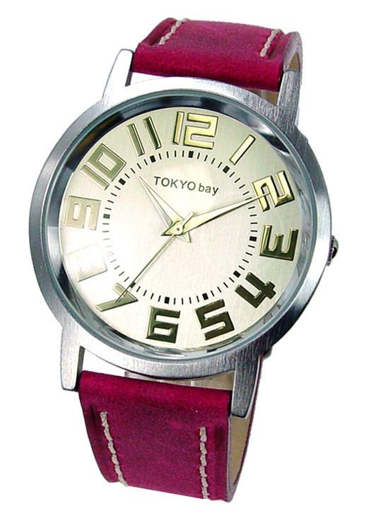 Часы наручные TOKYObay Platform Hot Pink T135-HPK
