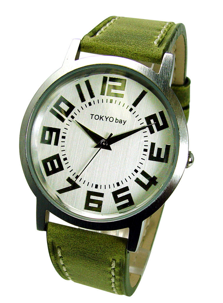 Часы наручные TOKYObay Platform Green