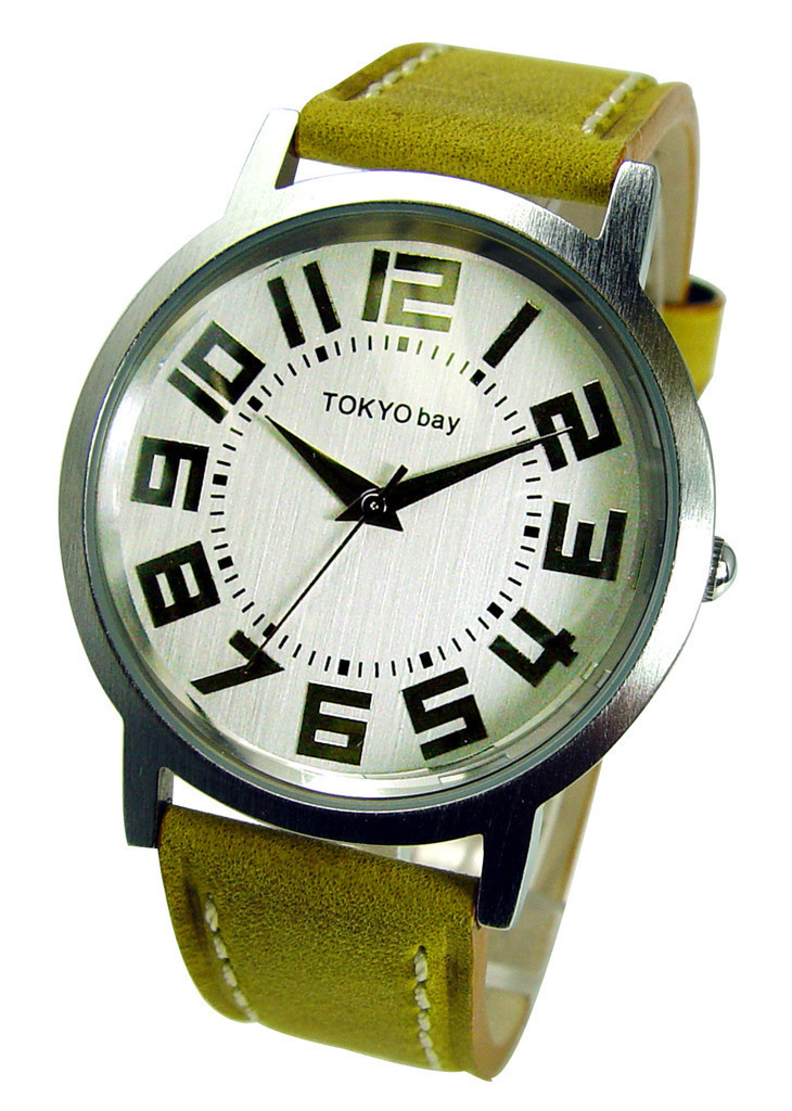 Часы наручные TOKYObay Platform Tan