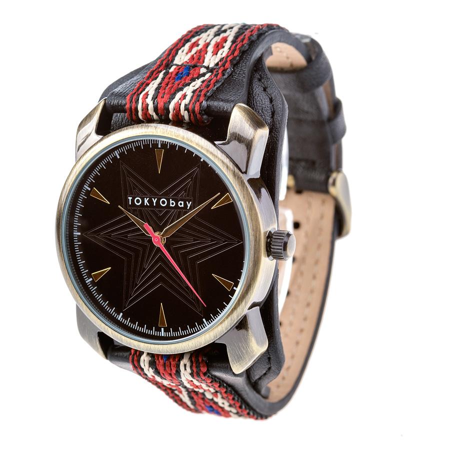 Часы наручные TOKYObay Anatoli Black