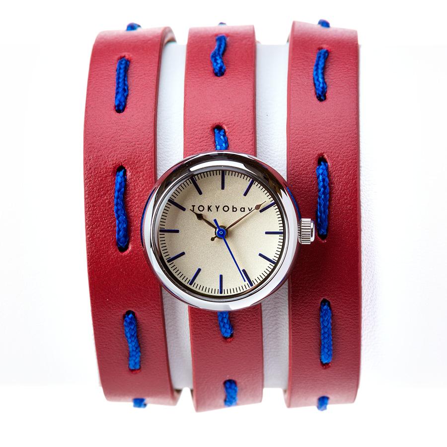 Часы наручные TOKYObay Frida Red