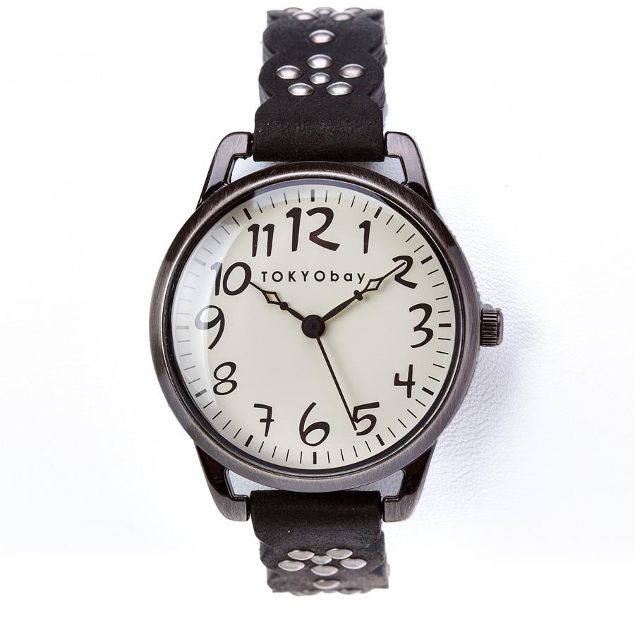 Часы наручные TOKYObay Scallop Black