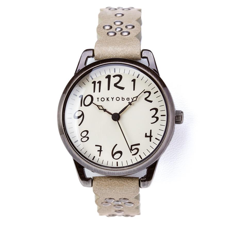 Часы наручные TOKYObay Scallop Grey