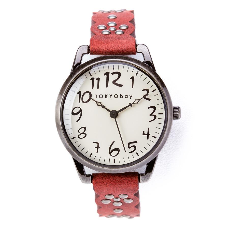 Часы наручные TOKYObay Scallop Red