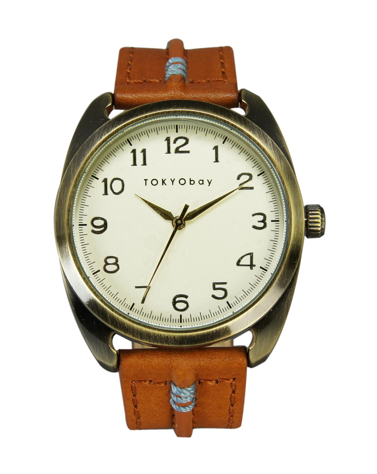 Часы наручные TOKYObay Smith Tan