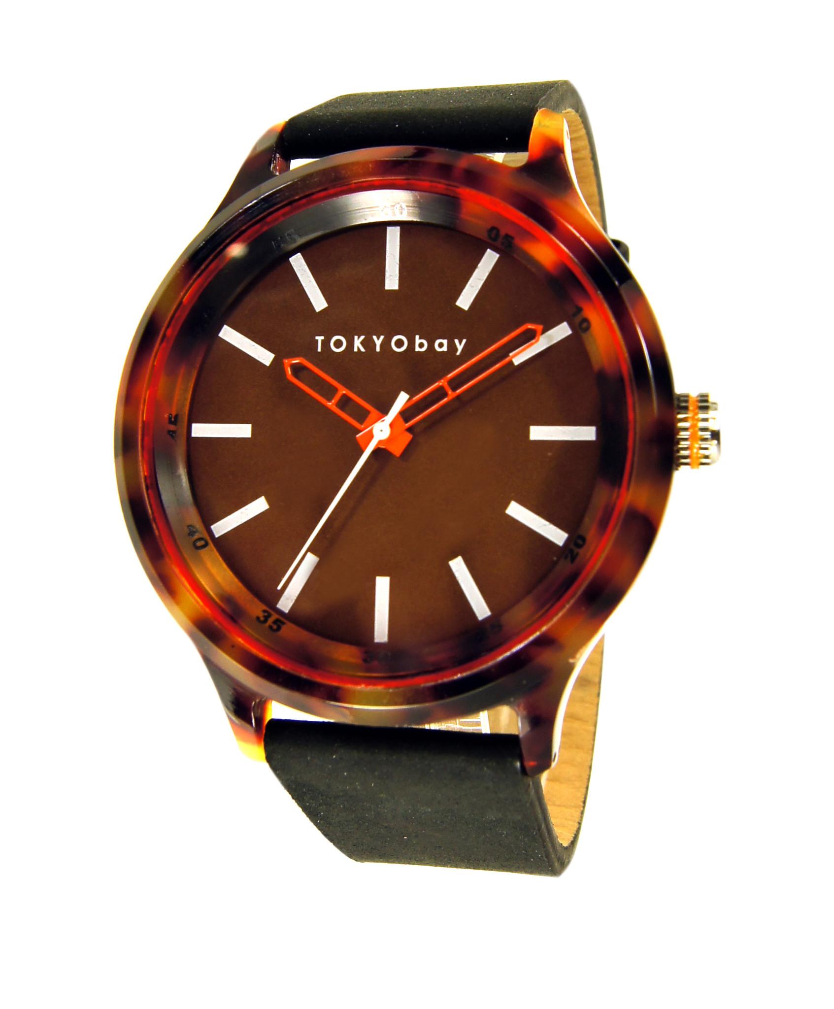 Часы наручные TOKYObay Specs Black
