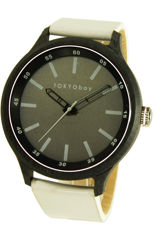 Часы наручные TOKYObay Specs White