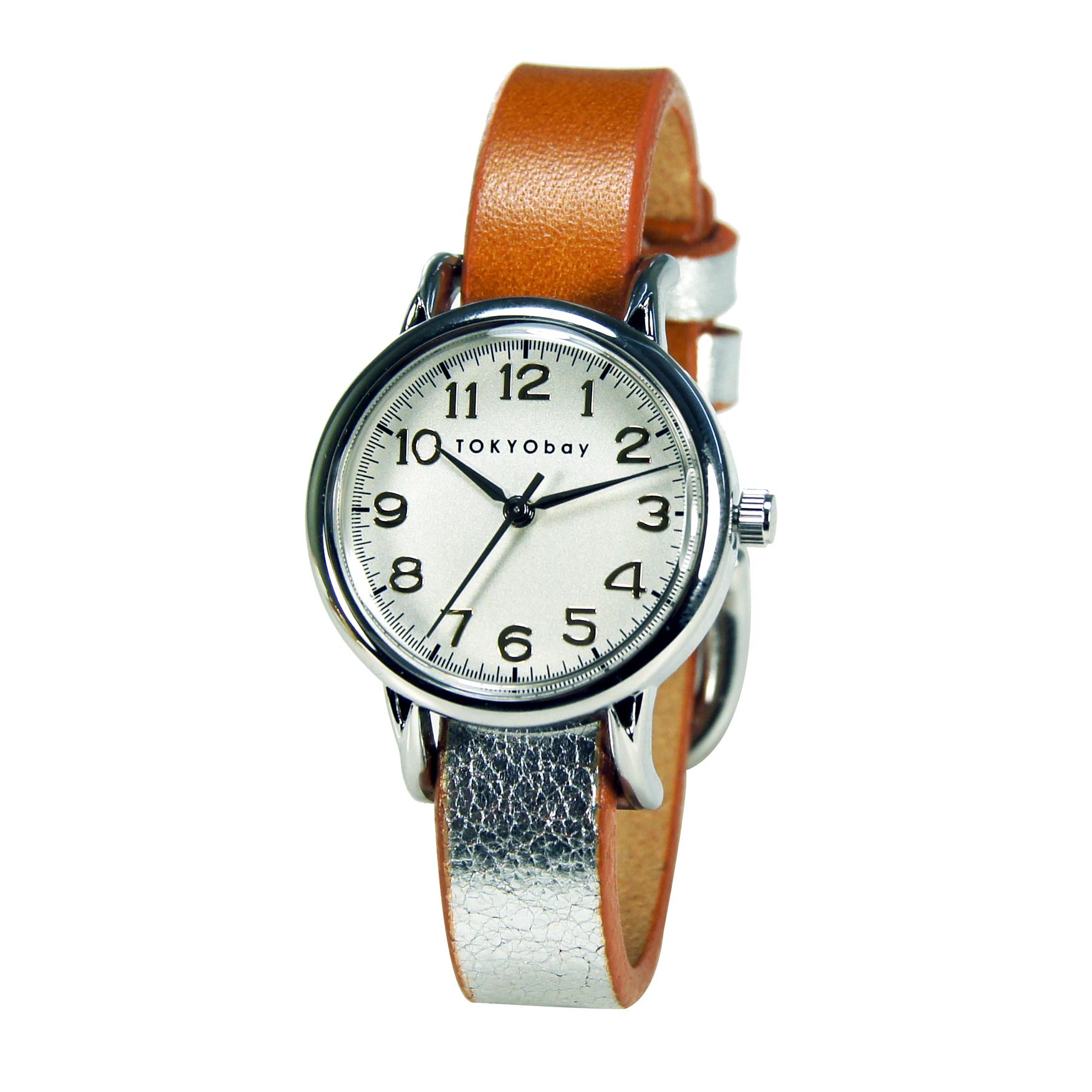 Часы наручные TOKYObay Samy Silver