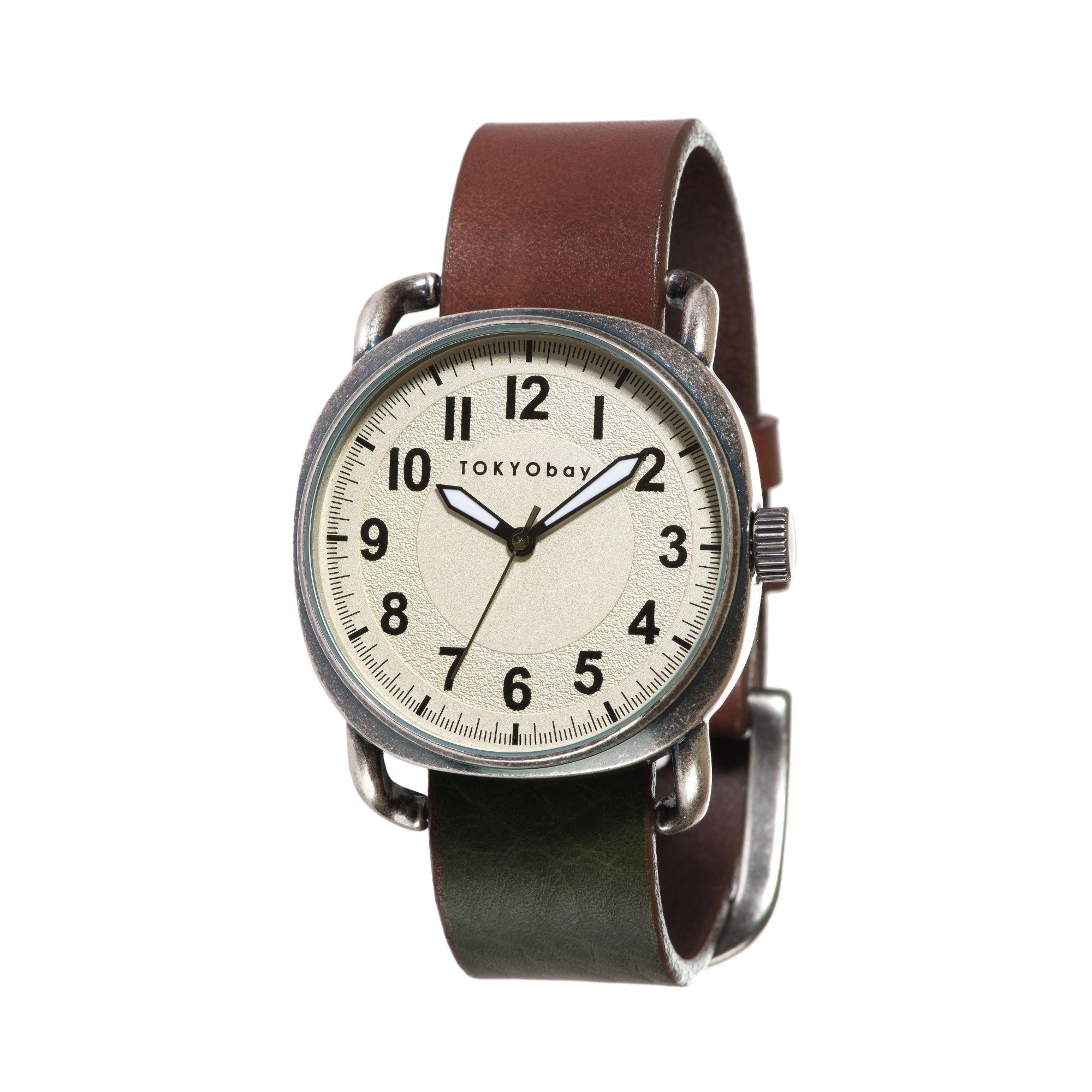 Часы наручные TOKYObay Ink Green