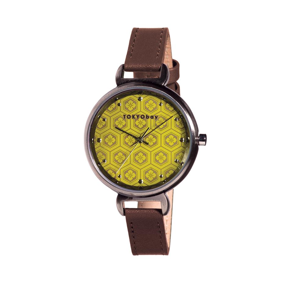 Часы наручные TOKYObay Mitsu Mustard