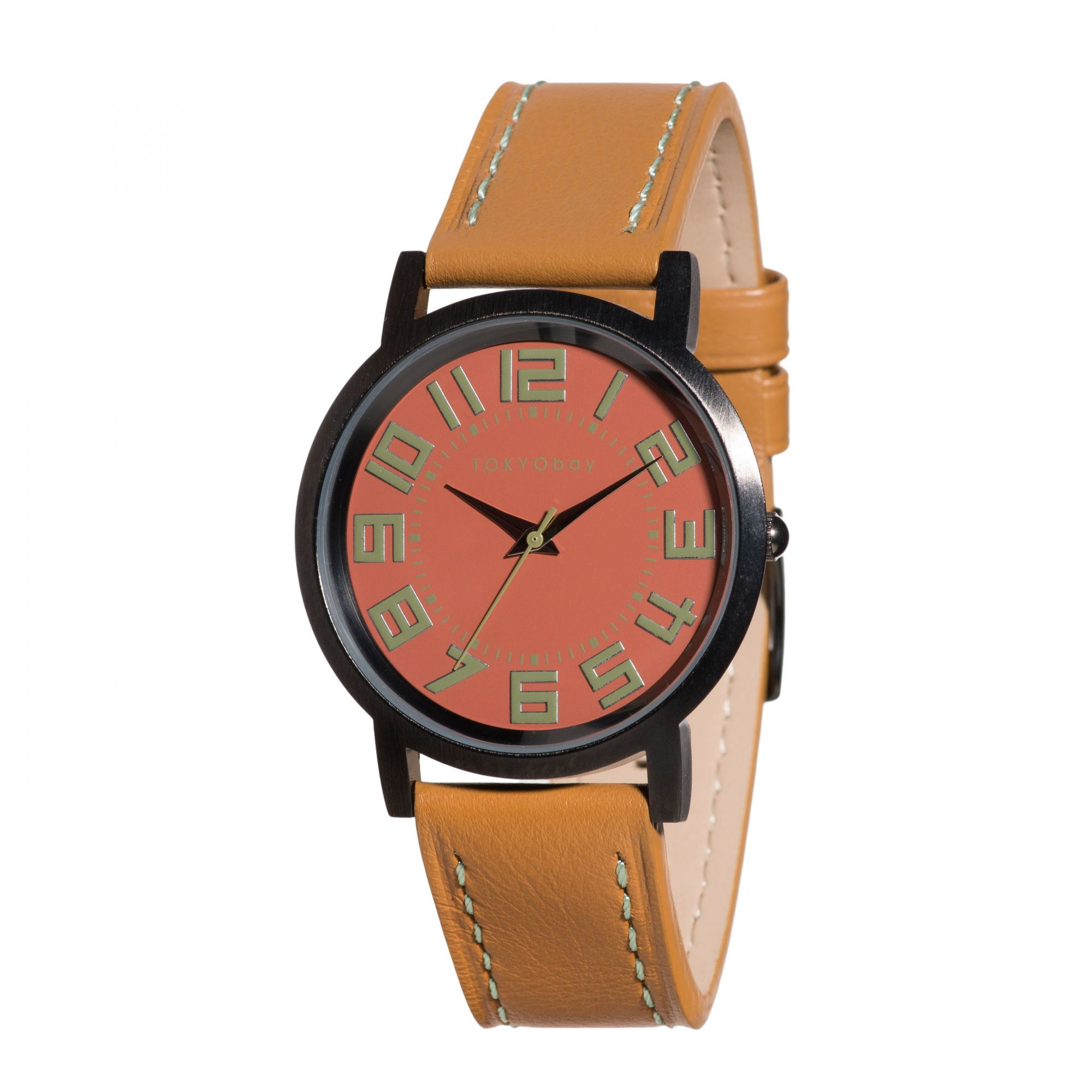 Часы наручные TOKYObay Track Carbon RustЧасы TOKYObay<br>Производитель: TOKYObay Inc. (США)<br>Механизм: кварцевый MIYOTA (Япония)<br>Корпус: 40/40/7 мм, металл(не содержит никель), задняя крышка из нержавеющей стали.<br>Стекло: ударопрочный оптический пластик<br>Размер ремешка: 20,5/1,9 см<br>Материал ремешка: натуральная кожа<br>Гарантия: 1 год<br><br>Механизм: кварцевый<br>Форма корпуса: Круг<br>Пол: женские<br>Материал корпуса: металл<br>Ремешок: натуральная кожа