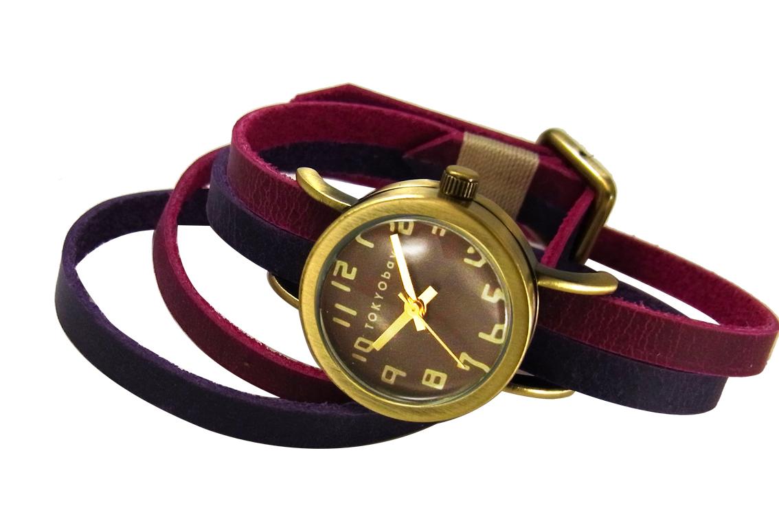 Часы наручные TOKYObay Leela Purple/ PinkЧасы TOKYObay <br>Производитель: TOKYObay Inc. (США)<br>Механизм: кварцевый MIYOTA (Япония)<br>Корпус: 22/22/9 мм, металл(не содержит никель), задняя крышка из нержавеющей стали.<br>Стекло: ударопрочный оптический пластик <br>Размер ремешка: 38/1 см <br>Материал ремешка: натуральная кожа<br>Гарантия: 1 год<br><br>Механизм: кварцевый<br>Цвет: мультиколор<br>Цвет: розовый<br>Материал корпуса: металл<br>Ремешок: натуральная кожа