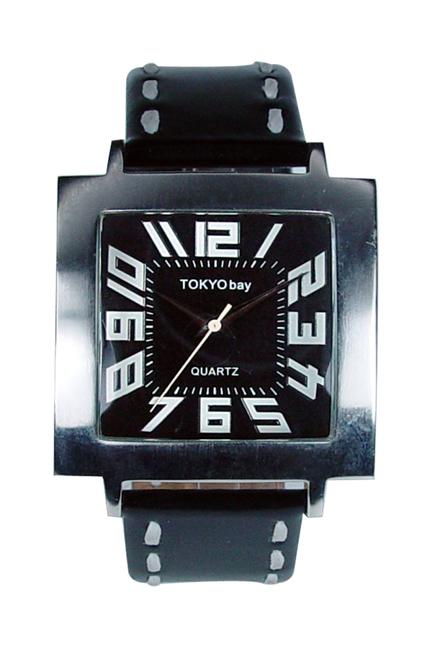 Часы наручные TOKYObay Tram Black