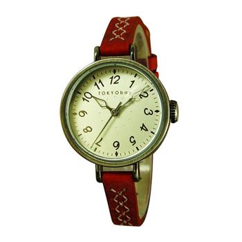 Часы наручные TOKYObay Charing Red