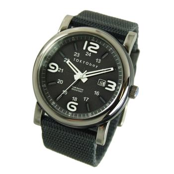 Часы наручные TOKYObay Military Grey TM1045-GY