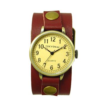Часы наручные TOKYObay Century Red