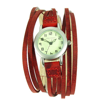 Часы наручные TOKYObay Gaucho Red Watches