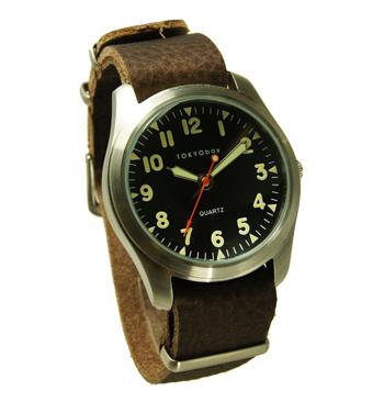 Часы наручные TOKYObay Basic Leather Brown T856-BR